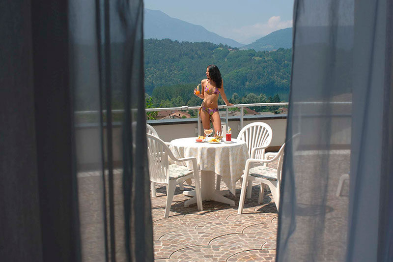 Junior Suite | BellaVIsta Relax Hotel Trentino Wellness